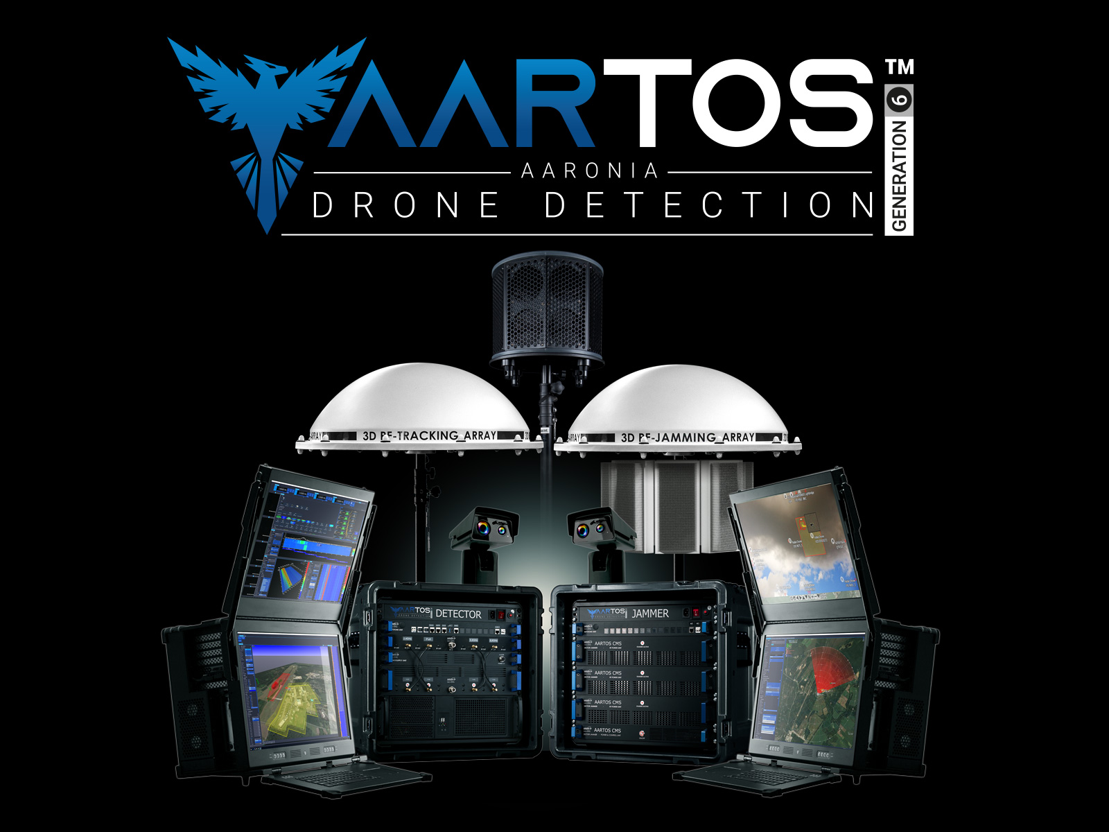 The AARTOS Drone Detection System